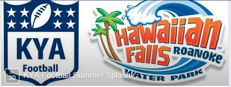 kya football sumer splash fun