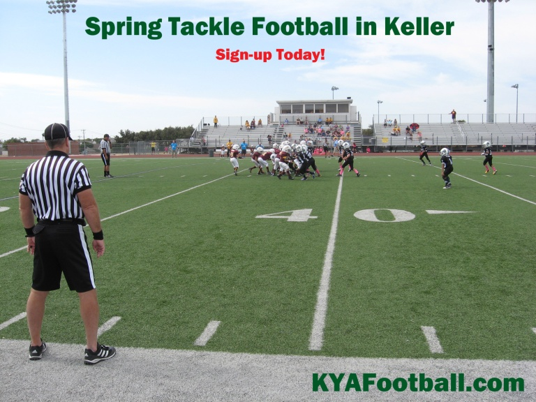 2016 Spring Tackle Football - KYA Football