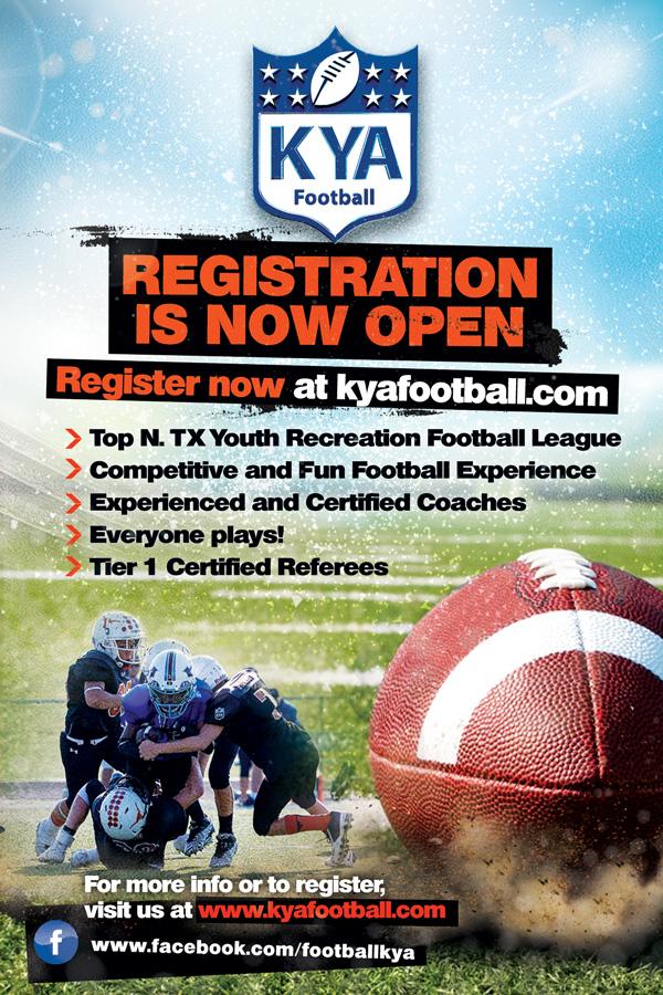 NTX Football League - KYA Football