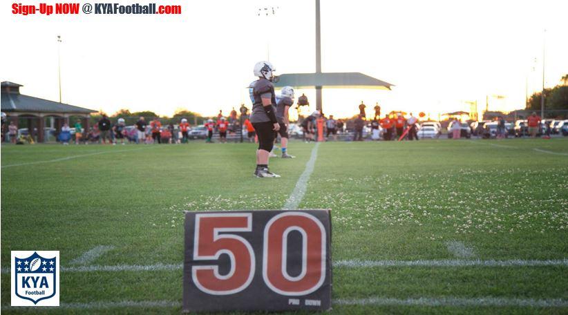 KYA Football Sunset Kickoff