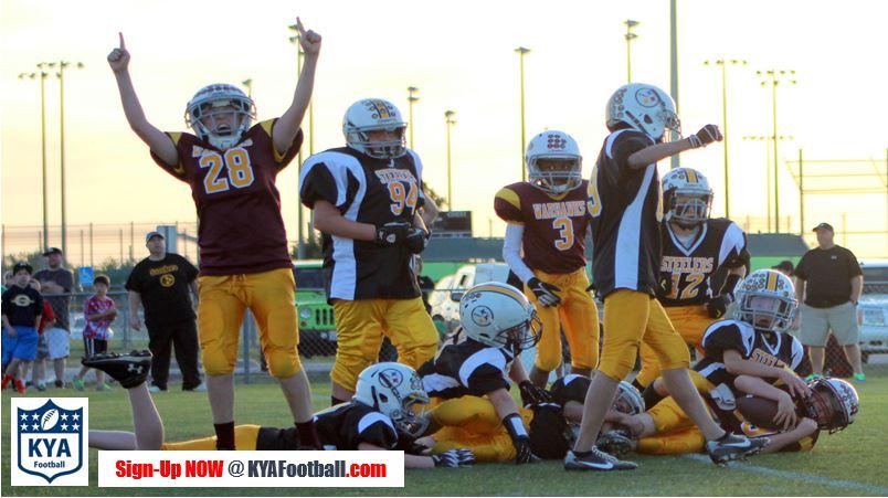 KYA Football North Texas Football